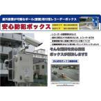 ポール(壁面)取付型レコーダーボックス NS-6040BOX NS-3200BOX 送料無料 防犯カメラ屋外ボックス 税込価格