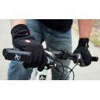 防寒防風防雨バイク アウトドア 自転車 写真撮影 スマホ タッチパネル対応 グローブ メンズM,XLサイズ