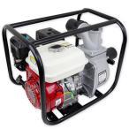 4サイクル6.5馬力エンジンエンジンポンプ3インチ(80mm)タイプ