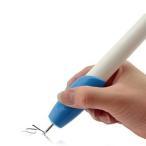 電動彫刻ペン ペンルーター 電池式 金属/木材/ガラスなどに文字入れ 刻み イラスト DIY工具 加工 EZ1023