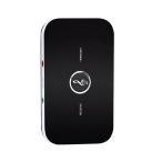 Blutooth 発信受信両用 USB充電式 オーディオトランスミッター 薄型設計  3.5mmオーディオ対応 音声出力信号を無線変換 BTADP21