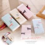 ショッピング安い 送料無料 12パックセット ペーパーナプキンハンカチ ポケットティッシュペーパー 紙ナフキン  アニマル