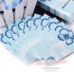 ショッピング安い 送料無料 花柄 10パックセット ペーパーナプキンハンカチ ポケットティッシュペーパー 紙ナフキン