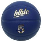 Ballaholic×TACHIKARA(ボーラホリック×タチカラ) 5 Playground Basketball(5プレイグラウンドバスケットボール) 紺/ゴールド