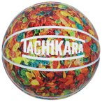 TACHIKARA(タチカラ) Basketball Full of Cereal(フル・オブ・シリアル・バスケットボール/エナメルボール/フリースタイルボール) マーブルシリアル