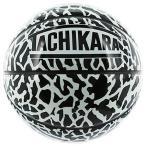 TACHIKARA(タチカラ) White Elephant Basketball(ホワイト エレファント バスケットボール) 白/黒