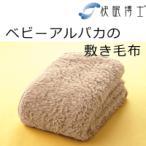 ショッピングカシミア ディーブレス Baby alpaca アルパカ 敷き毛布 セミダブル120×205cm 快眠博士
