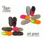 Osway SPORTS COOL WALKS Mサイズブラック OS4021BK