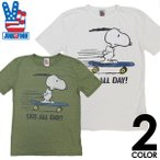 SALE セール JUNK FOOD ジャンクフード Tシャツ コラボ 限定 SK8 ALL DAY SNOOPY スケートオールデイズスヌーピー MADE IN USA