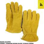 SALE  NAPA GLOVE DEERSKIN GLOVE  グローブ  スエード レザー グローブ 革手袋 メンズ 牛革 手袋