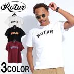 ROTAR ローター B.B s/s Tee プリント Tシャツ 半袖 Tee shirts 全3色
