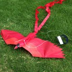 ベルギー製 スカイカイト サマーバード レッド 凧 凧揚げ カイト 正月 おもちゃ 外遊び