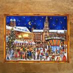 ドイツ R.Sellmer Verlag社 クリスマス アドベントカレンダー LL ハンブルグの夜