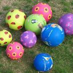 ゴムボール 13cm ラバーボール ボール 外遊び 子供用 かわいい おもちゃ CrocodileCreek クロコダイルクリーク ゴムボール