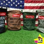 mercury キャンバスバケツ Mサイズ アメリカン雑貨