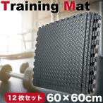 ジョイント トレーニングマット 4枚 セット 厚手 防音 大きい エクササイズ トレーニング ヨガマット ストレッチマット ヨガ ピラティス 筋トレ 大判 マット