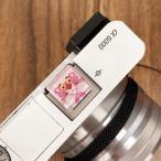 ユニバーサル ホットシューカバー可愛いおすわりアニマルホットシューカバー Nikon/Canon/Pentaxなど各社カメラ対応 - ピンク (クリックポストで送料無料)