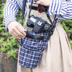 一眼カメラケース カメラバッグ 一眼レフ ショルダー  各社 一眼レフ レンズキットに適合 衝撃吸収 セミハードケース