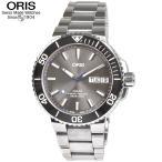 ORIS オリス 腕時計 752 7733 4183-Set MB アクイス ハンマーヘッド リミテッドエディション 世界限定2000本 500m防水 自動巻き メンズ