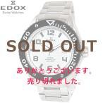 EDOX/エドックス クラスワン 80079 3 AIN2 (80079-3-AIN2) ホワイト メンズ 腕時計