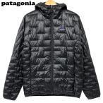 patagonia パタゴニア マイクロ パフ フーディ メンズ 84030 BLK ブラック 中綿 アウター ナイロンジャケット  S M L XL 新品 レターパックプラス送料無料