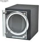 EURO PASSION / ユーロパッション FWC-1119LBK  ウォッチワインディング ボックス 1本巻き