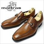 マドラス靴 madras 革靴 モデロ MODELLO メンズ ライトブラウン 本革 レザー ブランド ビジネス フォーマル ドレスシューズ スーツ 茶