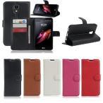 LG X Screen LGS02 ケース カバー 手帳型ケース