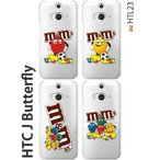 HTL23 保護フィルム付き)au HTC J Butterfly HTL23 カバー ケース スマホカバー フィルム スマホケース ディズニー 携帯カバー HTV31 HTL23 HTL22 HTL21 scmnm