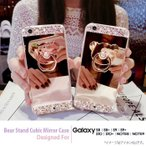 Galaxy S10 sc03l ケース スマホ カバー 保護フィルム 付き Galaxy S10 SC-03L SCV41 耐衝撃 携帯 ハード おしゃれ ギャラクシーs10 SCー03L TPU stonemirror画像