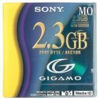 SONY 3.5型 MOディスク EDMG23C 2.3GB 1枚 (メール便S・送料込み・送料無料・代引き不可・日時指定不可)