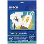 ショッピングプリント エプソン アイロンプリント紙 MJTRSP1 A4  (メール便・送料込み・送料無料・代引き不可・日時指定不可)