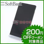 SoftBank 303SH AQUOS PHONE Xx mini ブラック  C+ランク 中古 本体 保証あり 白ロム スマホ あすつく対応  0327