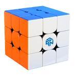 GAN356 R ステッカーレス [GANCUBE] 競技向け 3x3x3キューブ