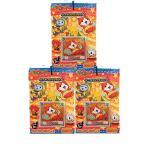 【送料無料商品】妖怪ウオッチ シールコレクション5.3束セット キャラクターグッズ
