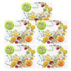 フルーツ果汁たっぷり! フルーツ青汁 【艶 Aojiru 5袋セット】 1袋100g 1回3gで約1か月分を5袋