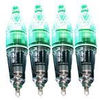 (ワンダフルインポーターズ) Wonderful Importers LED 集魚灯 水中 ライト イカ 釣り 12cm 高輝度