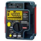 三和電気計器 絶縁抵抗計 新JIS対応/デジタル MG1000