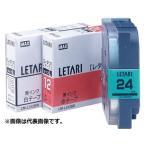 マックス(MAX) LM-L536BWS ビーポップミニ用レタリテープ 36mm幅 LX90652