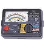 【平日14時まで即日出荷】共立電気計器 6017 アナログ絶縁・接地抵抗計 MODEL6017