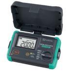 【平日14時まで即日出荷】共立電気計器 4105DL デジタル接地抵抗計 KEW4105DL