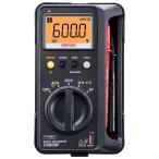 三和電気計器 CD800f デジタルマルチメータ ケース一体型