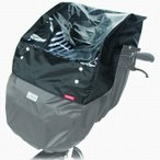 D-5FBB専用オプションレインカバー D-5FBBOP マルト 子供のせ フロントチャイルドシート 前子供乗せ自転車用 メール便 送料無料