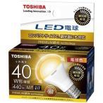【10個セット】LED電球 東芝 E17口金 電球色 調光器 ミニクリプトン形 広配光タイプ 小形電球40W形相当 LDA5L-G-E17/S/D40W 【LDA5LGE17SD40W】