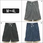 メンズ サーフパンツ(ライン) 4101 黒 紺 灰 M L LL 3L 4L DIX-CLOCHE  mm0071 /