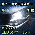LEDポジション ルノー メガーヌスポール対応 セット