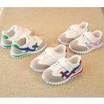 子供靴 スニーカー キッズ ベビー シューズ  ベルクロ 男の子 女の子 安い 運動靴 子供靴  通園 通学