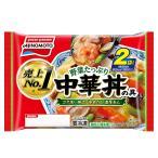中華丼 冷凍食品 味の素 野菜たっぷり中華丼の具 2個入り