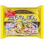 [冷凍]日清食品冷凍 日清炒め技 皿ちゃんぽん 341×14個