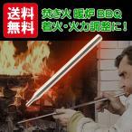 火起こし 火吹き 火吹き棒 焚き火 ファイヤーブラスター 暖炉 炭 薪 火吹きだけ 送料無料